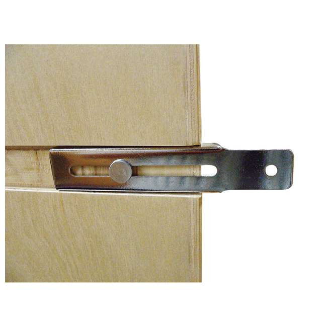 448-WC-5C Rev-A-Shelf 448-WC-5C 5 In Pull Out Wall Cabinet Organizer, Maple Wood (2 Pack) 3