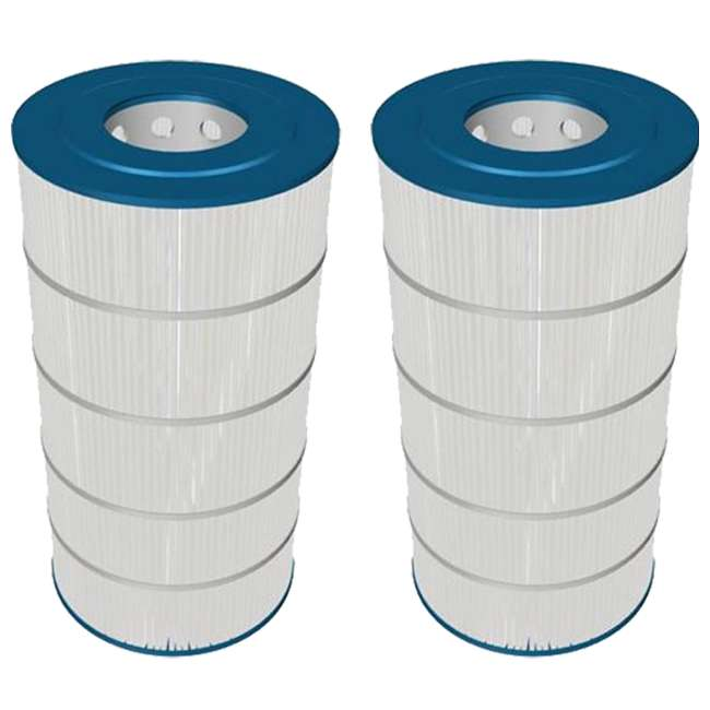 CCX1000RE 2) Hayward CCX1000RE 100 Square Foot Replacement Swimming Pool Filter Cartridges