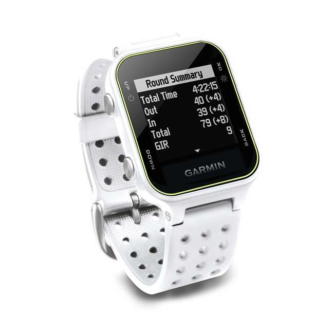010-N3723-00-RB Garmin Approach S20, White