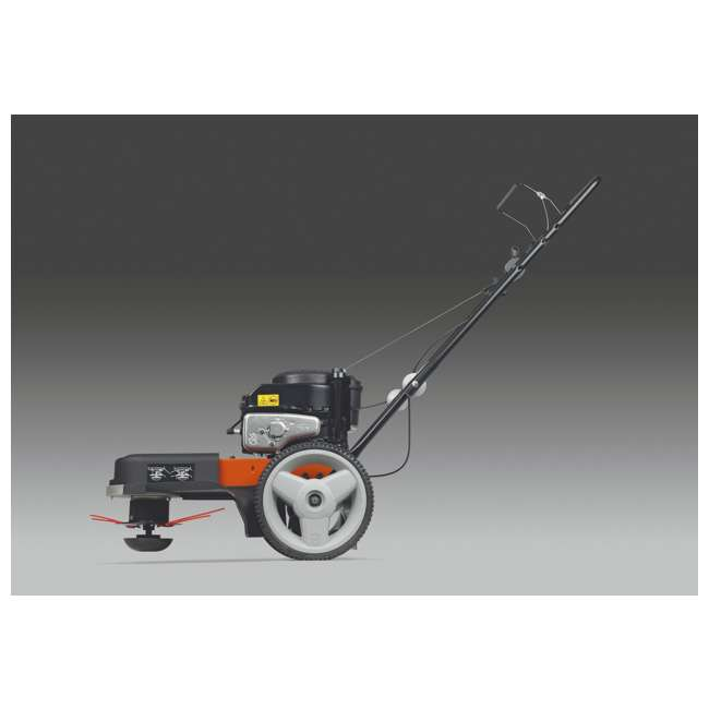 HU675HWT-OB Husqvarna 22-Inch 163cc Gas Powered Wheeled String Trimmer (Open Box) 5