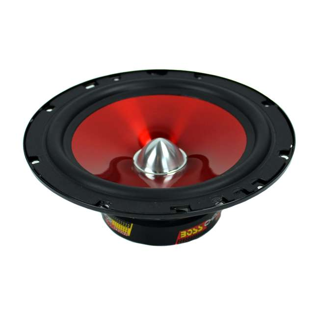 6 x CH6CK Boss 6.5-Inch 350 Watt Component Speaker Systems (6 Pack) 4