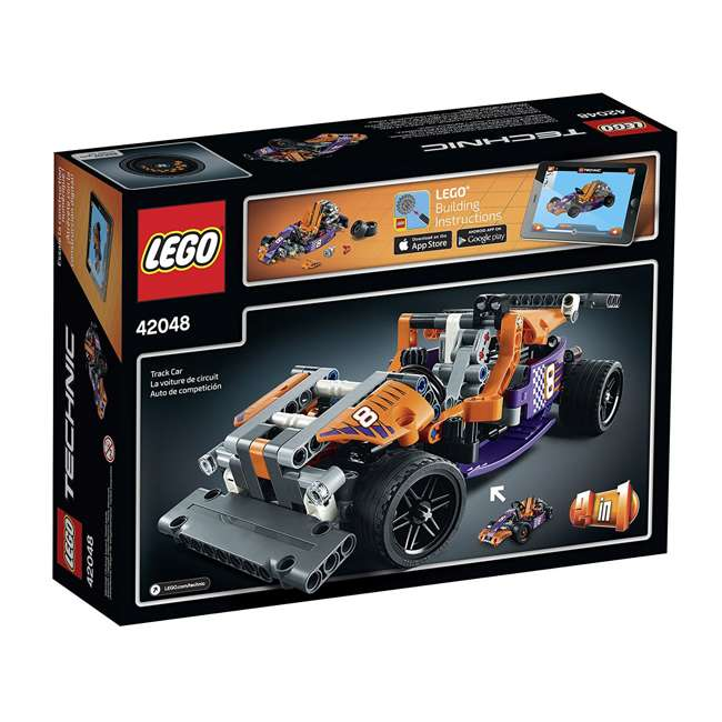 lego technic race kart building set 6135772. Black Bedroom Furniture Sets. Home Design Ideas