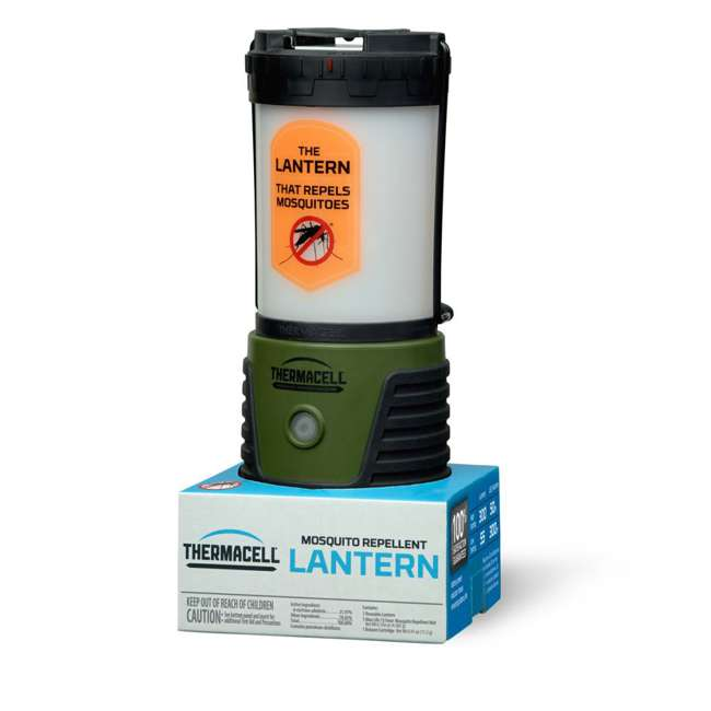 3 x MRCL Thermacell Trailblazer Mosquito Repeller Camp Lantern (3 Pack) 2