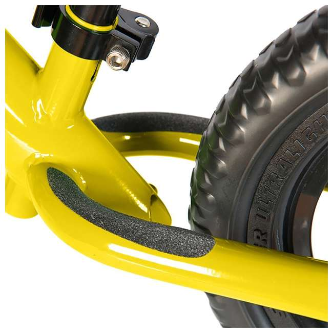 ST-S4YE Strider 12 Sport Balance Kids Learning Bike, Yellow 5