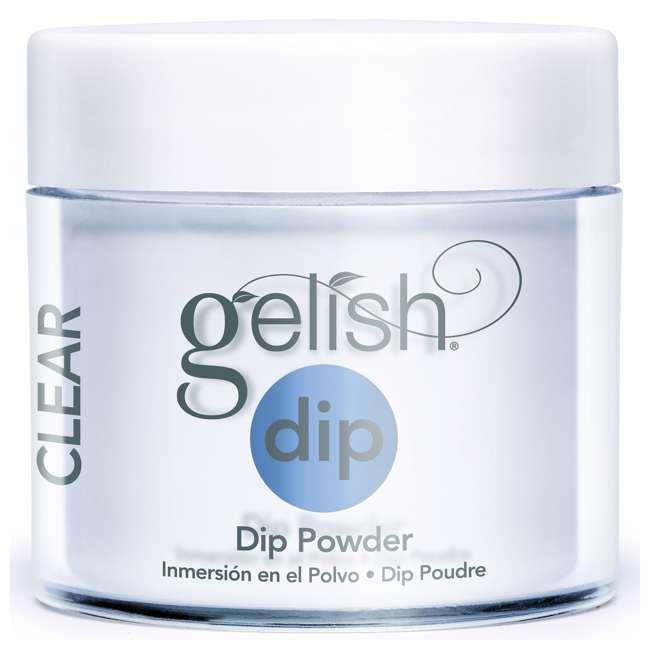 1620004-DIPFRENCH Gelish French Tip Acrylic Power Dip Nail Kit (2 Pack) 7