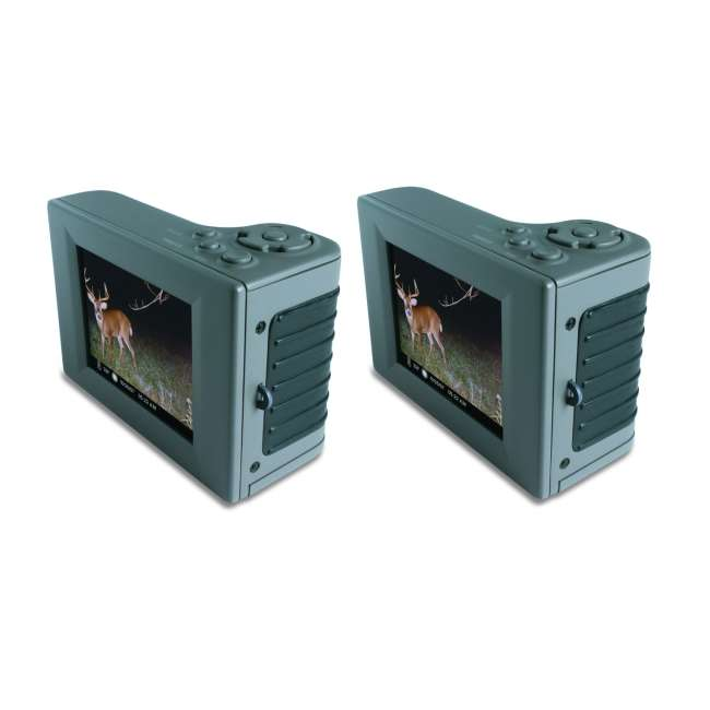 VWR-SD 2 Moultrie Hand Held Digital Picture Viewers 2.8-Inch Lcd (Pair)