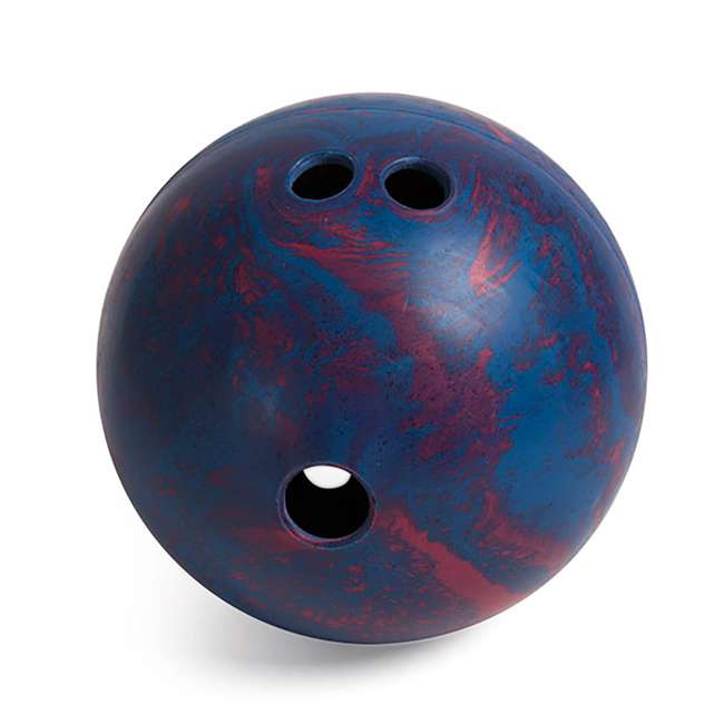 BP25 Champion Sports BP25 Practice or Training Lightweight Rubber Bowling Ball, Blue