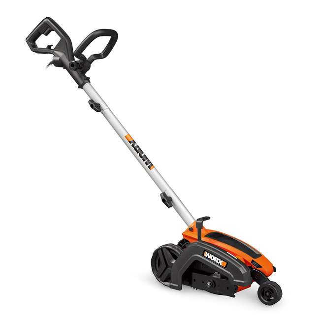 WG896 Worx 12-Amp 7.5-Inch Electric Lawn Edger and Trencher