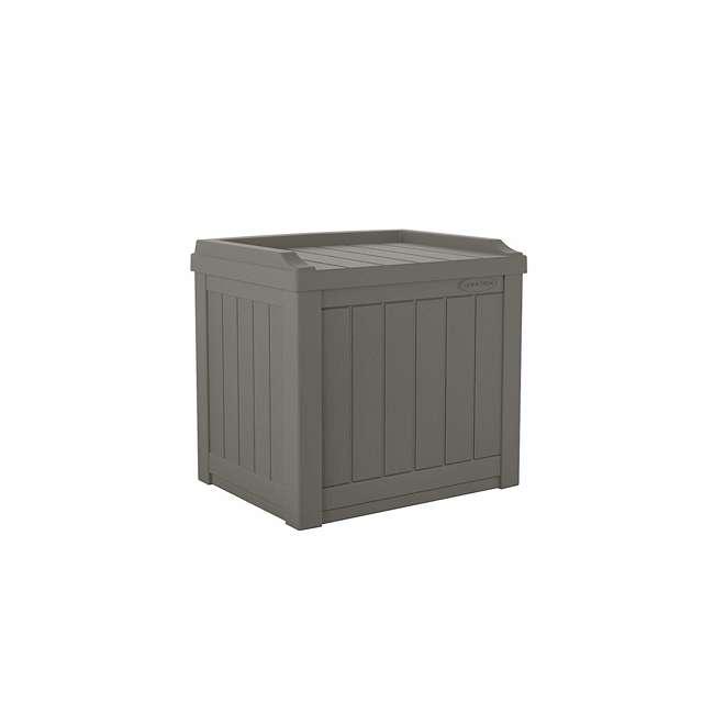 SS601ST 22-Gallon Deck Box, Stoney