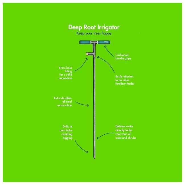 IWST-1 Yard Butler WST-1 Deep Root Drip Watering System Irrigator Tool 4
