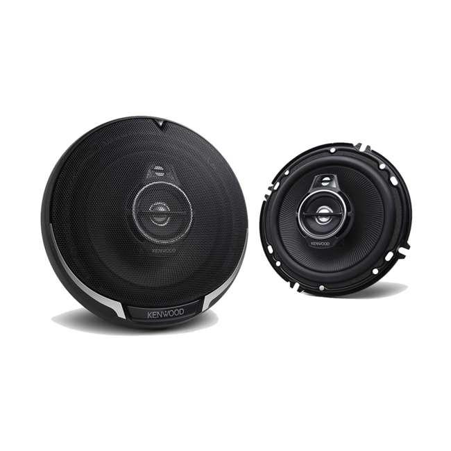 KFC-1696PS Kenwood KFC-1695PS 6.5 Inch 2 Way Car Speakers