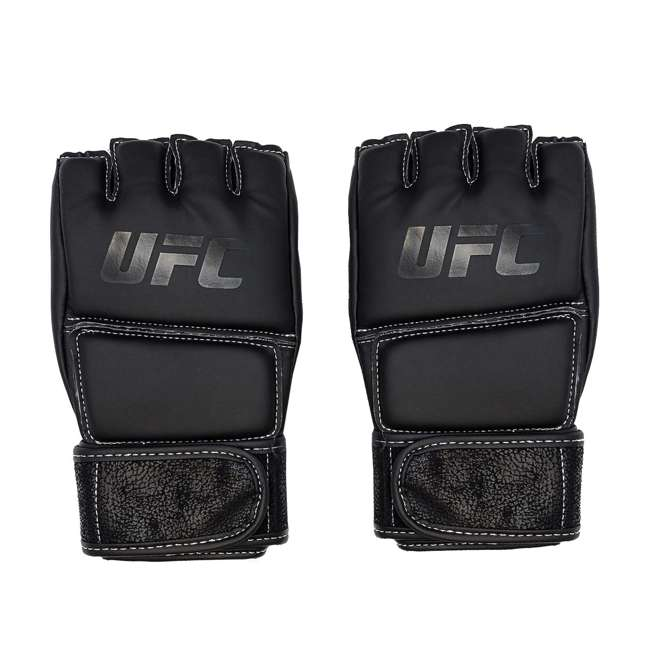 14430P010250-MMASM Century Martial Arts UFC Open Palm S/M Gloves, Black (2 Pairs) 4