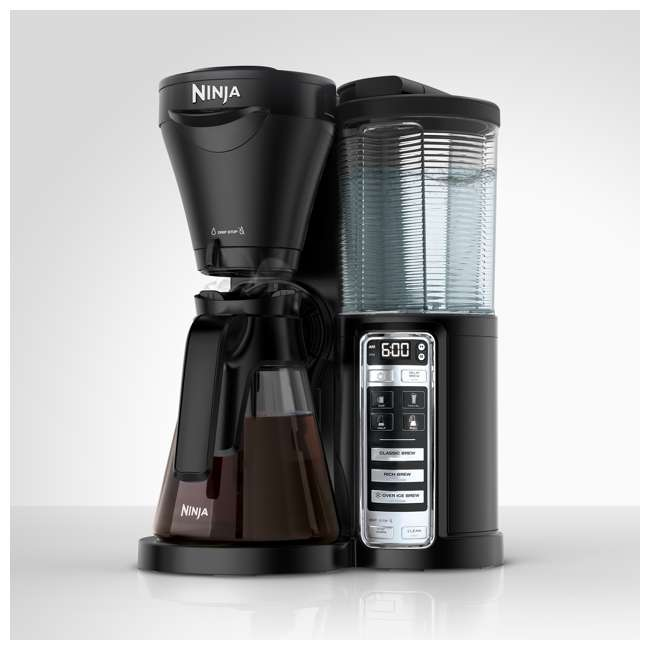 CF020 + CBCF080 + 2 x CF14HOMEW Ninja Coffee Brewer + Recipe Book + 14-Ounce Cup (2 Pack) 6