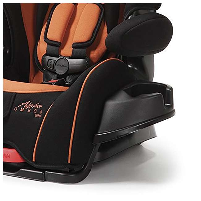 CC106NTR Safety 1st Alpha Omega Elite Convertible 3-in-1 Baby Seat, Nitron 3