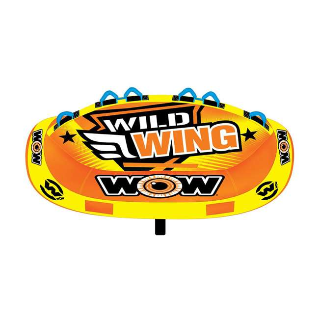 18-1130 World of Watersports Wild Wing 2 Rider Inflatable Tube