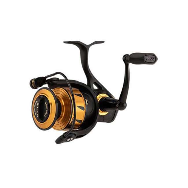 SSVI4500 Penn SSVI4500 Spinfisher VI Sealed Body and Spool Spinning Fishing Reel, Gold 1