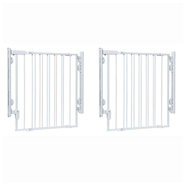 GA110WHO1 Safety 1st Ready to Install 42-Inch Baby Safety Gate (2 Pack)