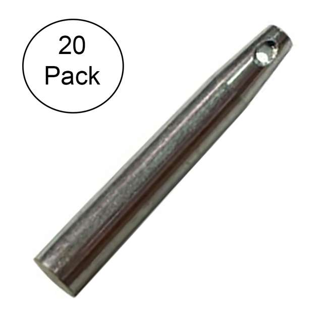 COUPLER-PIN-F34 Global Truss Tapered Shear Coupler Pin (20 Pack)