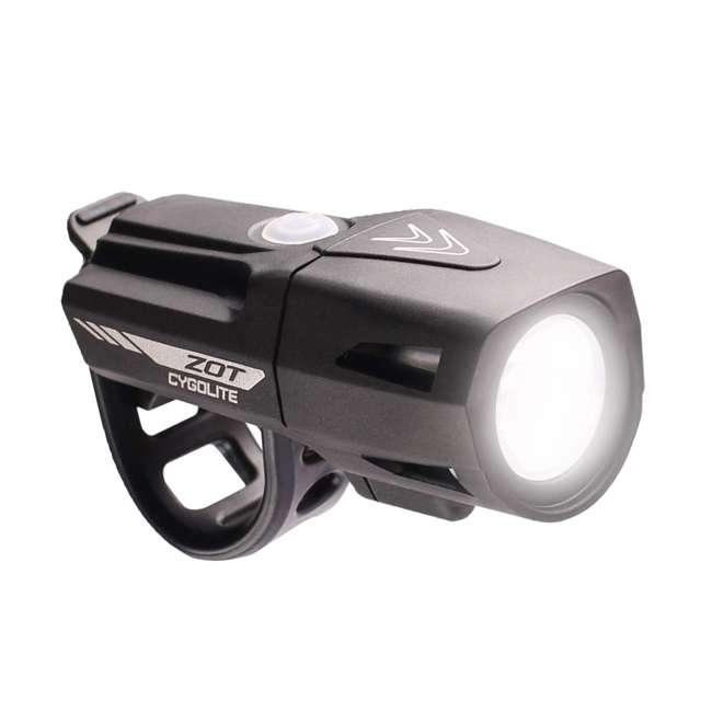 ZOT-250-50 Cygolite Zot 250 Lumen Headlight & TL 50 Lumen TailLight Rechargeable Combo Set 1