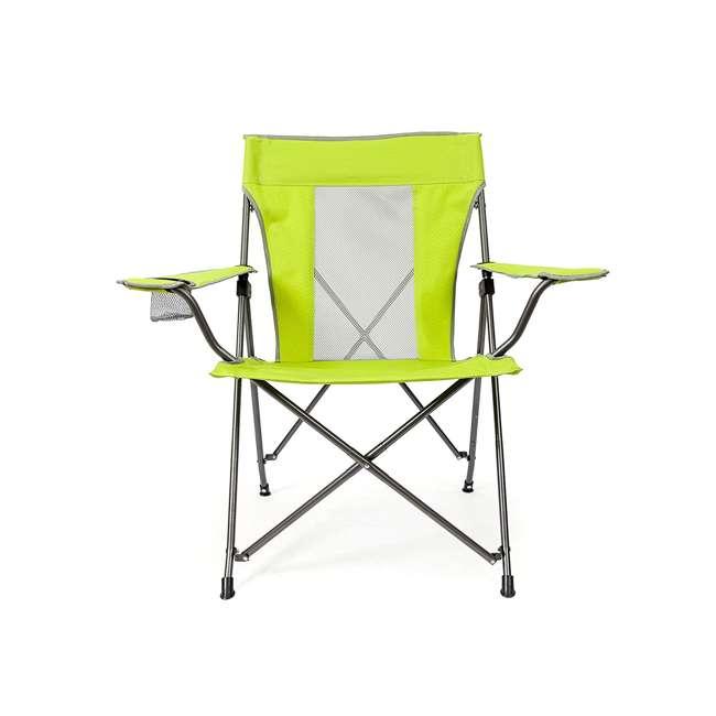4 x MAC-C109S-106 Mac Sports Lusaka Folding Outdoor Camping Chair (4 Pack) 1