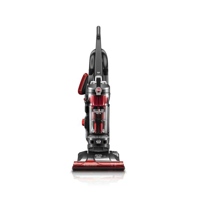 UH72630-RB Hoover WindTunnel 3 High Performance Upright Pet Vacuum (Certified Refurbished)
