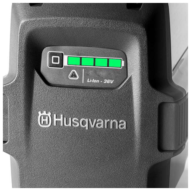 6 x BLi80 Husqvarna 36-Volt 2.1 Ah Lithium-Ion Battery (6 Pack) 2