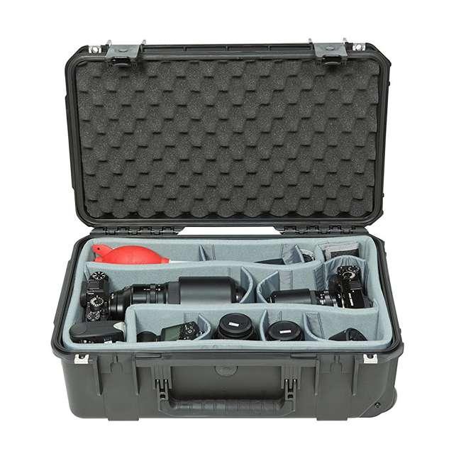 3i-2011-7DT SKB iSeries 2011-7 Think Tank Camera Photo Divider Storage Case 4