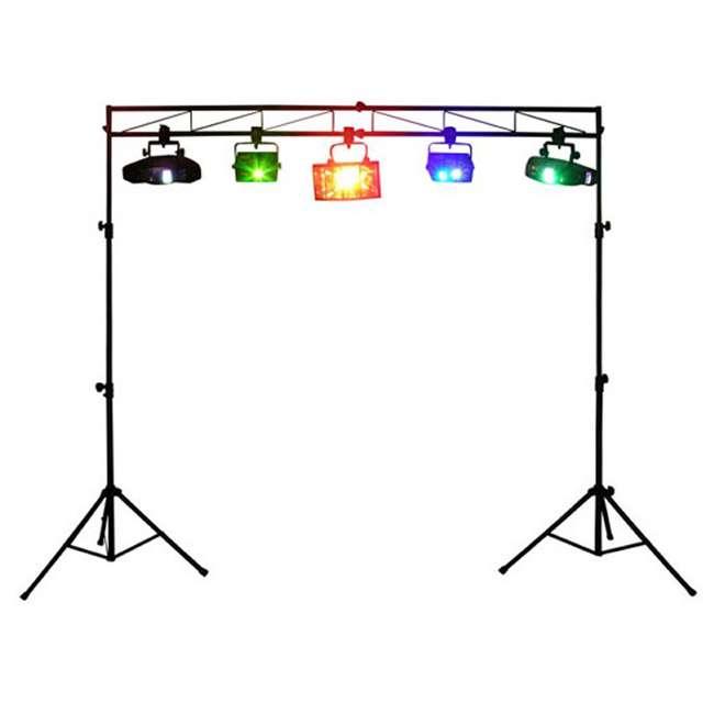 LTMTS8 Odyssey 8' Portable DJ Lighting Truss System (2 Pack) 2