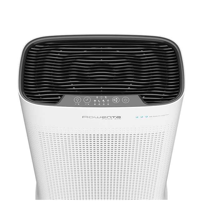 PU3030U0 Rowenta PU3030U0 Air Purifier Cleaner with Active Air Carbon Filter, White 2