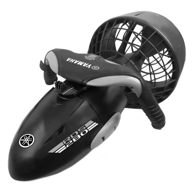 YME23280-RDS280 Yamaha RDS280 Lightweight 2.8 MPH 100 Foot Rated Scuba Diving Seascooter