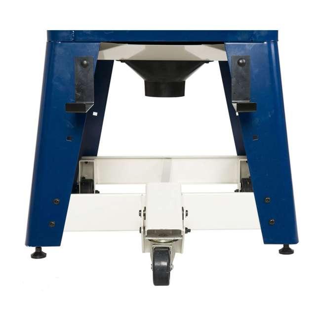 10-201 RIKON  Power Tools Cast Iron Contractors Left Tilt Table Saw, 10 Inch 4