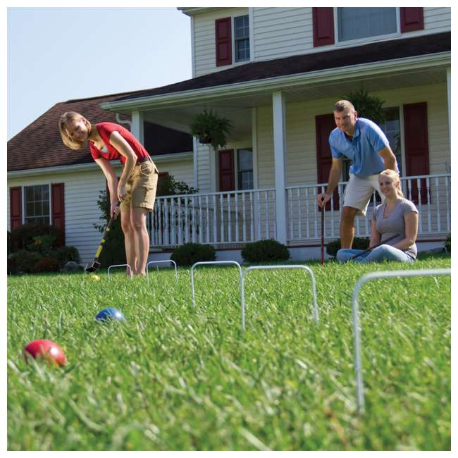 1-1-02597-DS EastPoint 6-Player Croquet Set with Caddy 2