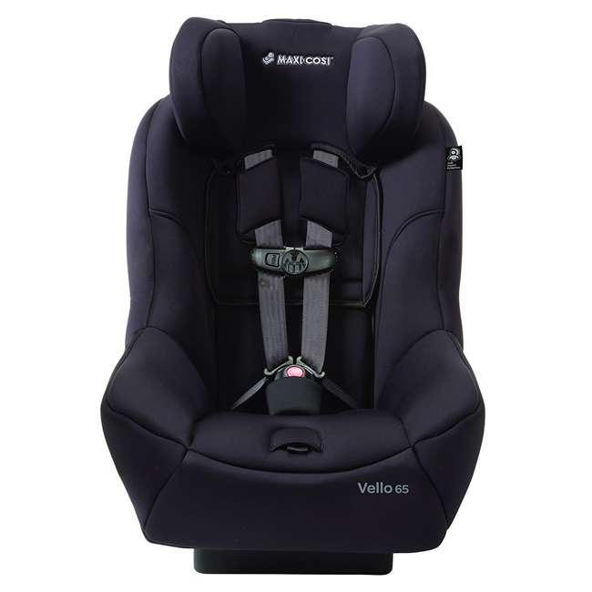 CC135CZV Maxi-Cosi Vello 65 Infant to Toddler Convertible Car Seat, Black 3