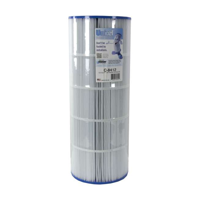 6 x C8412 Unicel C-8412 Replacement Pool Filter Cartridge (6 Pack) 1