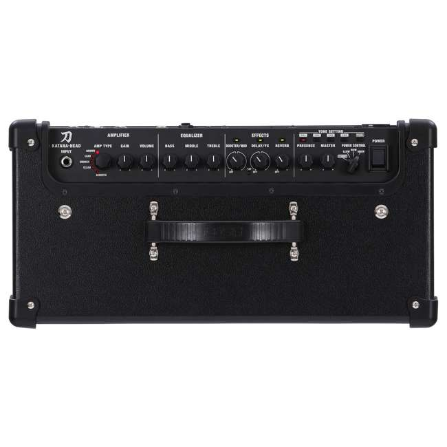 boss katana head 100w guitar amplifier ktn head. Black Bedroom Furniture Sets. Home Design Ideas