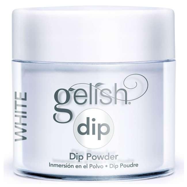 1620004-DIPFRENCH Gelish French Tip Acrylic Power Dip Nail Kit (2 Pack) 6