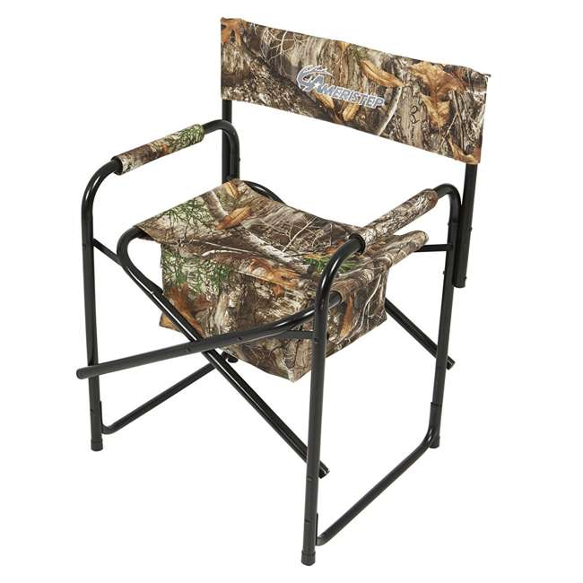AMERI-AMEFT1004 Ameristep Quiet Director Lawn Chair,Camouflage  (2 Pack) 1