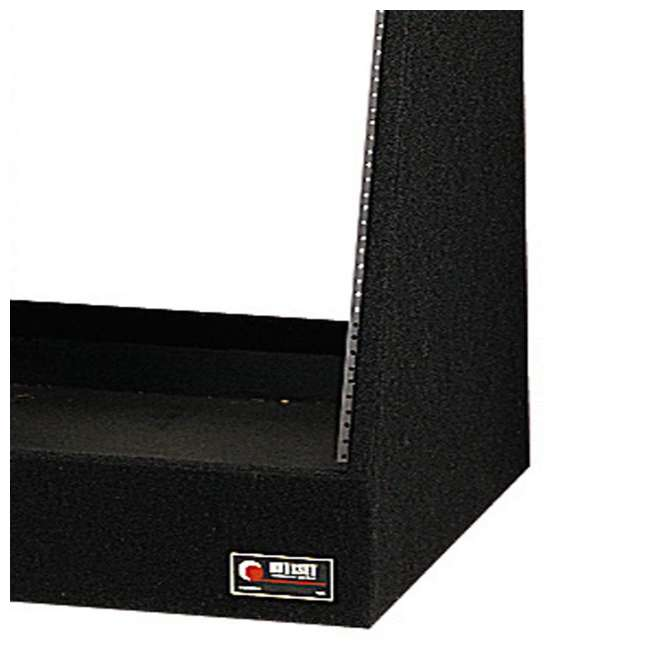 ODY-CRS12 Odyssey 12 Space Carpeted Studio Rack 4