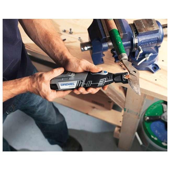 8220-DR-RT-RB Dremel Cordless High Performance Rotary Tool Kit (Refurbished) | 8220  8