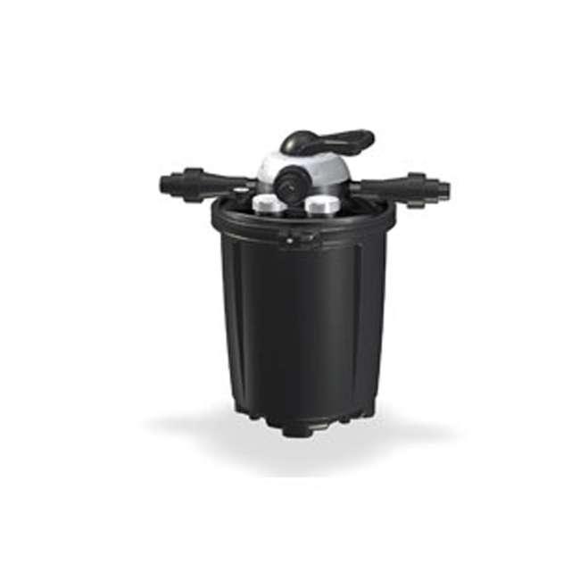 05625-RB Pondmaster 5500 Gallon Garden Pond ClearGuard Pressure Filter w/ 18W UV | 05625