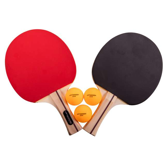 T1352-U-A Ping Pong 2-Player Performance Racket and Ball Set (Open Box)