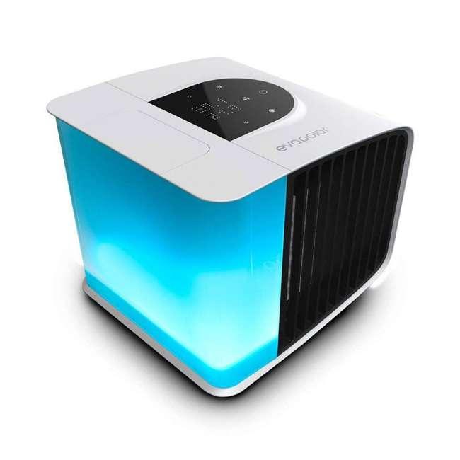 EV-1000W Evapolar EV-1000W evaLIGHT Evaporative Humidifier and Personal Air Conditioner, White