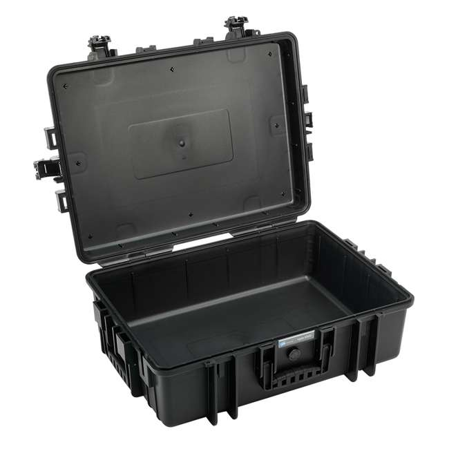 6500/B/RPD + CS/3000 B&W International 6500/B/RPD Hard Plastic Outdoor Case and Shoulder Carry Strap 2