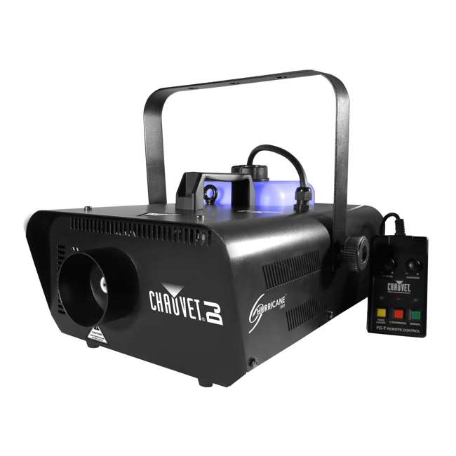 H1301 Chauvet Hurricane Pro Smoke Fog Machine with Wired Remote