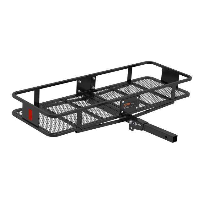 100T62 + CURT-18151 Curt Folding 60-inch Cargo Tray and 2 Rightline Gear Weather Resistant Dry Bags 6