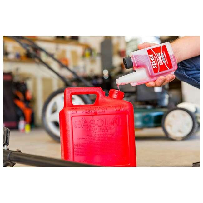 22213 + 22402 STA-BIL Gasoline Storage Treatment Additive + Engine Oil Stabilizer 4