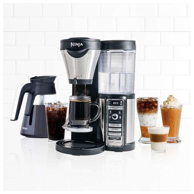 CF080REF_EGB-RB + CBCF090 Ninja CF080 Coffee Maker & Coffee Bar Recipe Guide (Certified Refurbished) 7