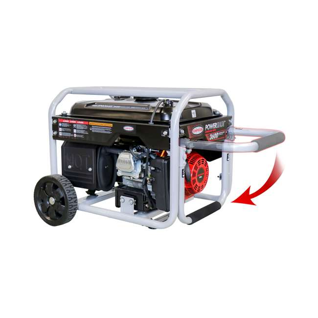 SMPSN-GN-SPG3645-70005-OB Simpson SPG3645 3,600-Watt Portable Heavy-Duty Generator (Open Box) 2