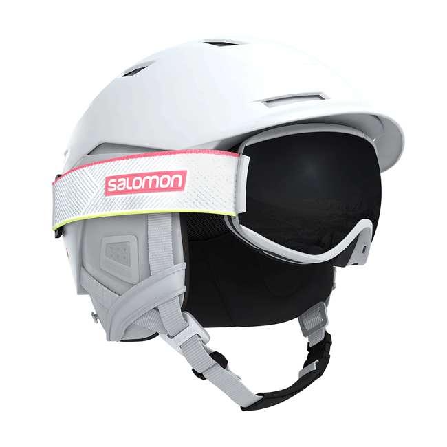 L40537900 - S Salomon Sight W Women's Size Small Ski or Snowboard Helmet 4