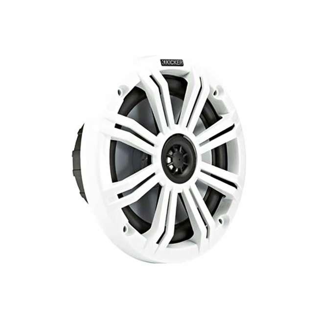 45KM654L Kicker KM 6.5-inch Marine Marvel All Weather Speakers 2